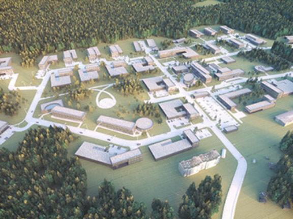 VCIIP Operatorius pradeda verslo ir mokslo inkubatoriaus projektavimo darbus