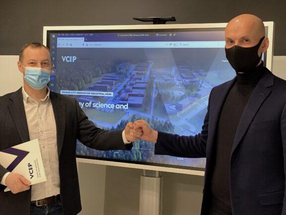 """Vilniaus miesto inovacijų pramonės parke kuriasi UAB """"Investavimo Projektai"""" valdoma įmonių grupė, plėtosianti statybų skaitmenizavimo įrankius"""