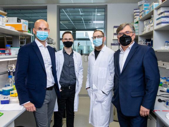 Verslo ir mokslo partnerystė Vilniaus miesto inovacijų pramonės parke